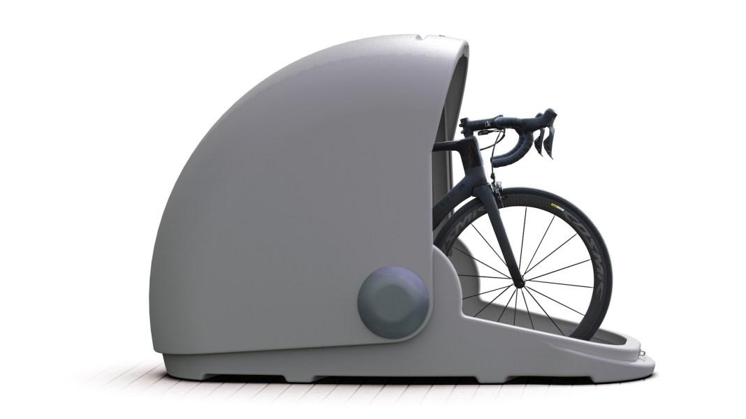 ALPEN Storage Bike Capsule Farallon Capital Management San Francisco Tripp Jones Andy Fremder Eric Pearson