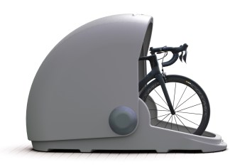 ALPEN Storage Bike Capsule Farallon Capital Management San Francisco Tripp Jones Andy Fremder Eric Pearson