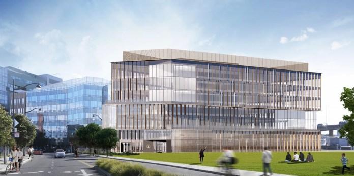Alexandria Real Estate, San Francisco, DGA< Iwamotoscott Architecture, Powell Architecture