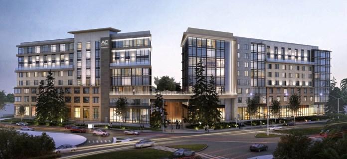 T2 Hospitality, TPG Capital, Sunnyvale, Tetra, AC Hotel, Marriott, DLR