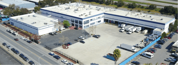 Mohr Capital, Crothall Healthcare Industrial, Gilroy, Compass Group, Pacific Corporate Center, B+E Net Lease, Marcus & Millichap