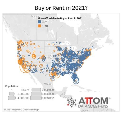 ATTOM Data Solutions, Seattle, San Francisco, San Jose