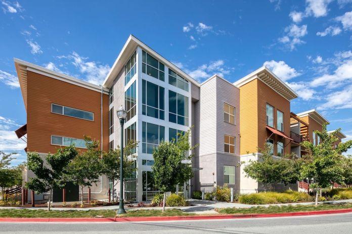 Eaves San Rafael, Mode Apartments, San Mateo, Berkshire Laurel Creek, Fairfield, Creekside Park, Santa Rosa, Marcus & Millichap, IPA,
