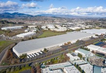 North Bay Logistics Center Fairfield BentallGreenOak Gramercy Property Trust Blackstone 5195 Fermi Drive