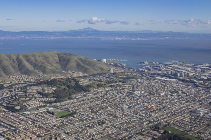 Shaw Business Center South San Francisco CBRE Urban Properties Prologis Bay Area San Mateo County San Bruno