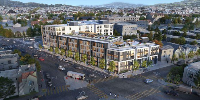 Presidio Bay Ventures, San Francisco, HOME-SF, 99 Ocean Avenue, TDA Investment Group, AFL-CIO Housing Investment Trust, Ventana Residences