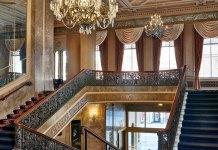 Pebblebrook Hotel Trust, Kimpton Sir Francis Drake Hotel, San Francisco