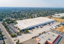 JLL, STAG Industrial, Sacramento, Goldrich Kest, McClellan, Bay Area, 5440 Stationers Way