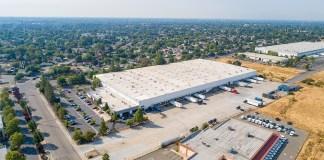 JLL, STAG Industrial, Sacramento, Goldrich Kest, McClellan, Bay Area, 5440 Stationers Way