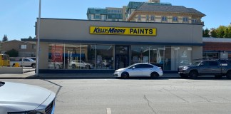 Nazareth Enterprises, San Mateo, Kelly-Moore Paint, Beale Properties