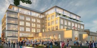 Sares Regis, Dostart Development Group, Burlingame, KSH Architects, 220 Park Road