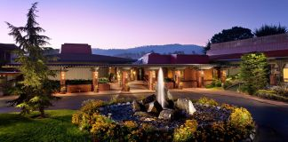 Hyatt Regency, Monterey, Central Coast Provisions, Sea Root Restaurant and Health, Gensler