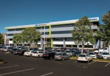 Westlake Realty Group, Belmont, CBRE, Caltrain, Peninsula, 1301 Shoreway Innovation Center