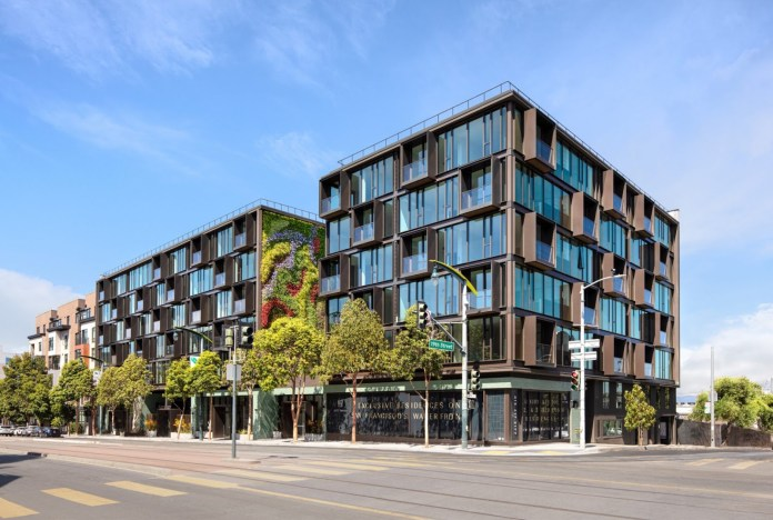 2177 3rd, San Francisco, Align Residential, Woods Bagot, Dogpatch, Pier 70, Crane Cove Park, Chase Center