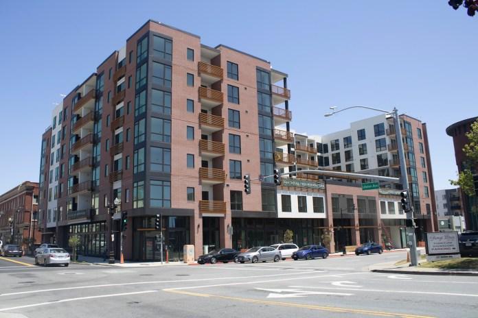 The Linden South San Francisco Suffolk Caltrain Hisense Real Estate BDE Architecture