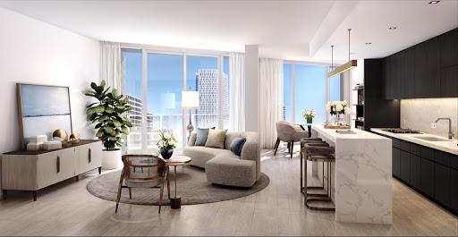 The Oak, San Francisco, Z&L Properties, 55 Oak Street, Handel Architects, Compass