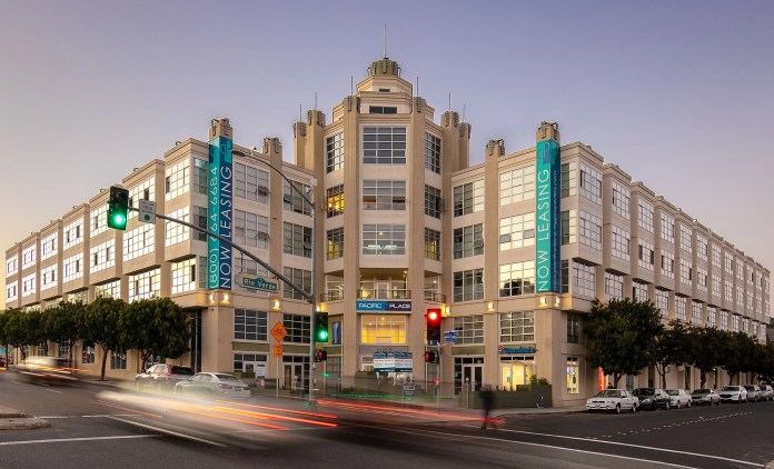 Pacific Place Daly City Cumberland Holdings San Francisco Institutional Property Advisors Affinity Property Management