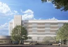 Santa Rosa, Tutor Perini Corporation, Judicial Council of California, Rudolph and Sletten, Richard Meier & Partners Architects LLP