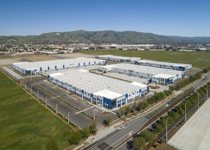 CBRE, Overton Moore Properties, Pacific Commons South, Fremont, Invesco, Amazon, Cepheid, Sana Biotechnology,