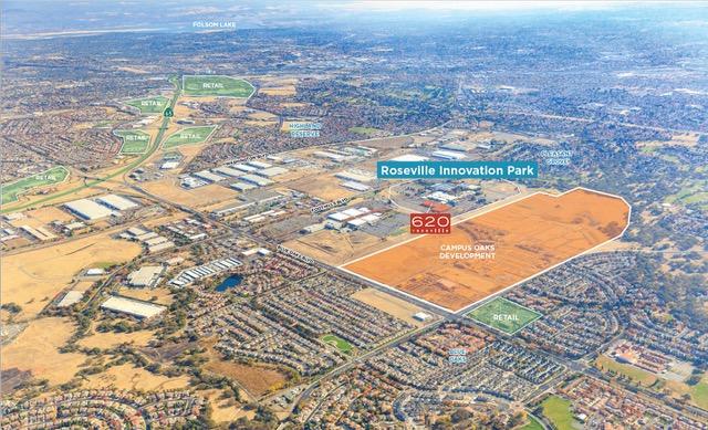 Penumbra, Roseville Innovation Park, Sacramento, Cushman & Wakefield, Farallon Real Estate Partners, Strada Investment Group