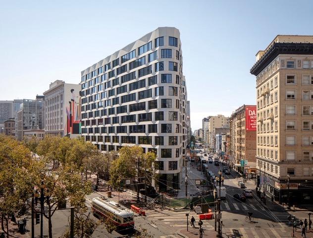 L37, Serif, San Francisco, Magic Theater, The Line Hotel, Bjarke Ingels Group, Handel Architects, IwamotoScott