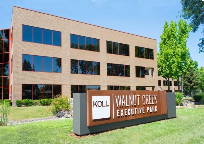 Walnut Creek, Koll Company, JLL, Walnut Creek Executive Park, Shadelands