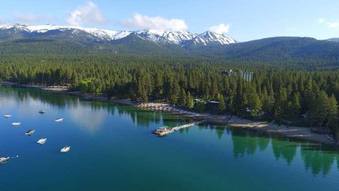 Larry Ellison Hyatt Regency Incline Village Lake Tahoe Northern California Atlas Hospitality Group Hyatt Corporation