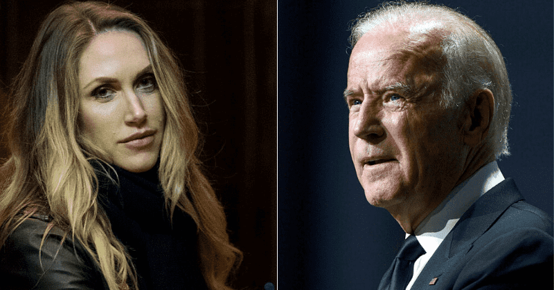 Lara Trump and Joe Biden Stutter