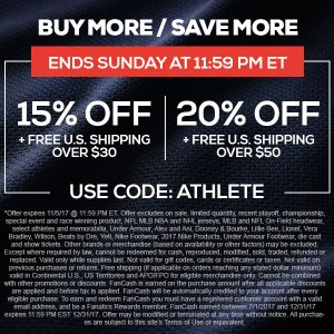 TideFansStore.com - Sale! 15% off ($30+) and 20% off ($50+) + FREE Shipping! Get your Bama gear here!