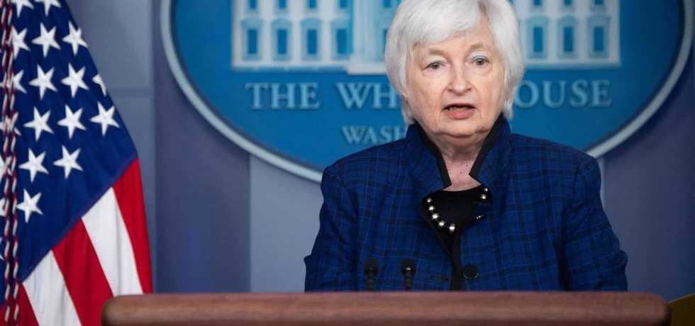 U.S. Treasury Secretary Yellen encouraged authorities to implement stablecoin regulations