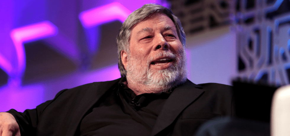 Apple Co-Founder Steve Wozniak believes Bitcoin is superior to gold