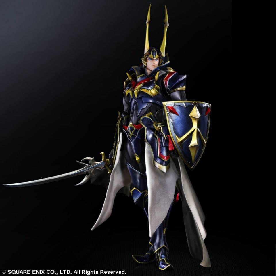 Play Arts Kai Final Fantasy Variant Hero Of Light The