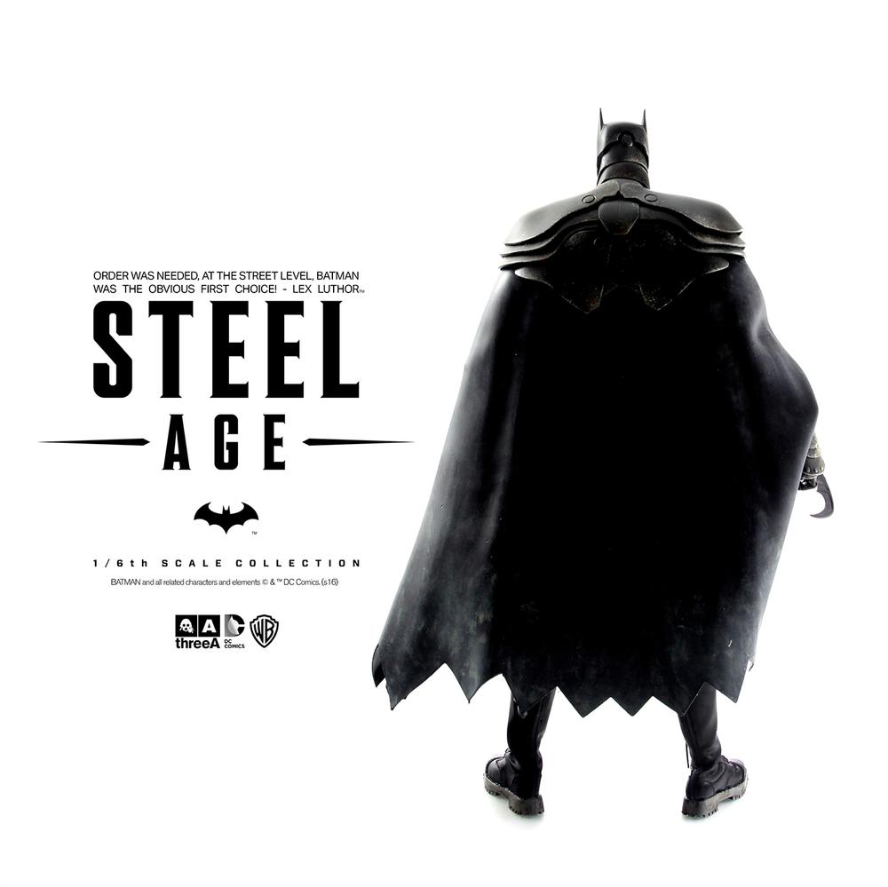 3A Steel Age Batman 007
