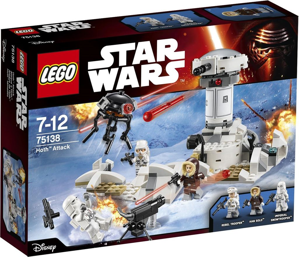 New Lego Star Wars And Marvel Super Hero Official Set