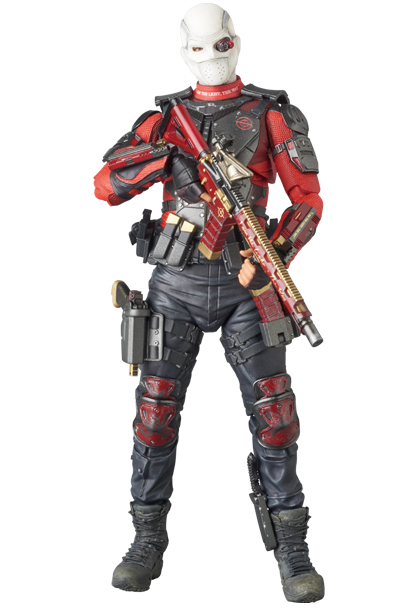 MAFEX Suicide Squad Deadshot Preview The Toyark News