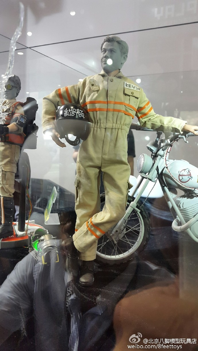 Soldier Story Sixth Scale Ghostbusters 003