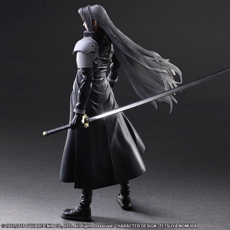 FF7 Sephiroth Play Arts Kai 003