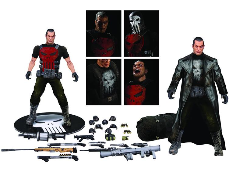 Mezco One12 Collective Deluxe Punisher