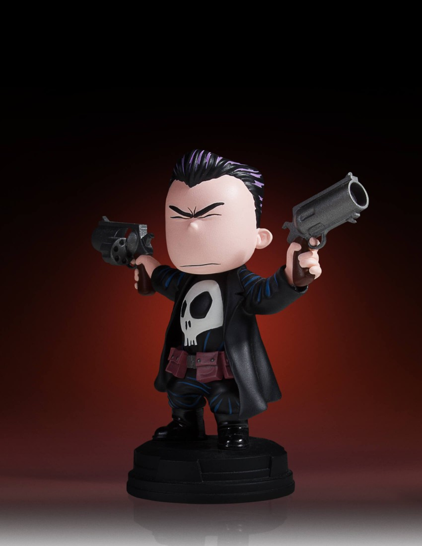 Gentle Giant Punisher Animated Statue 002
