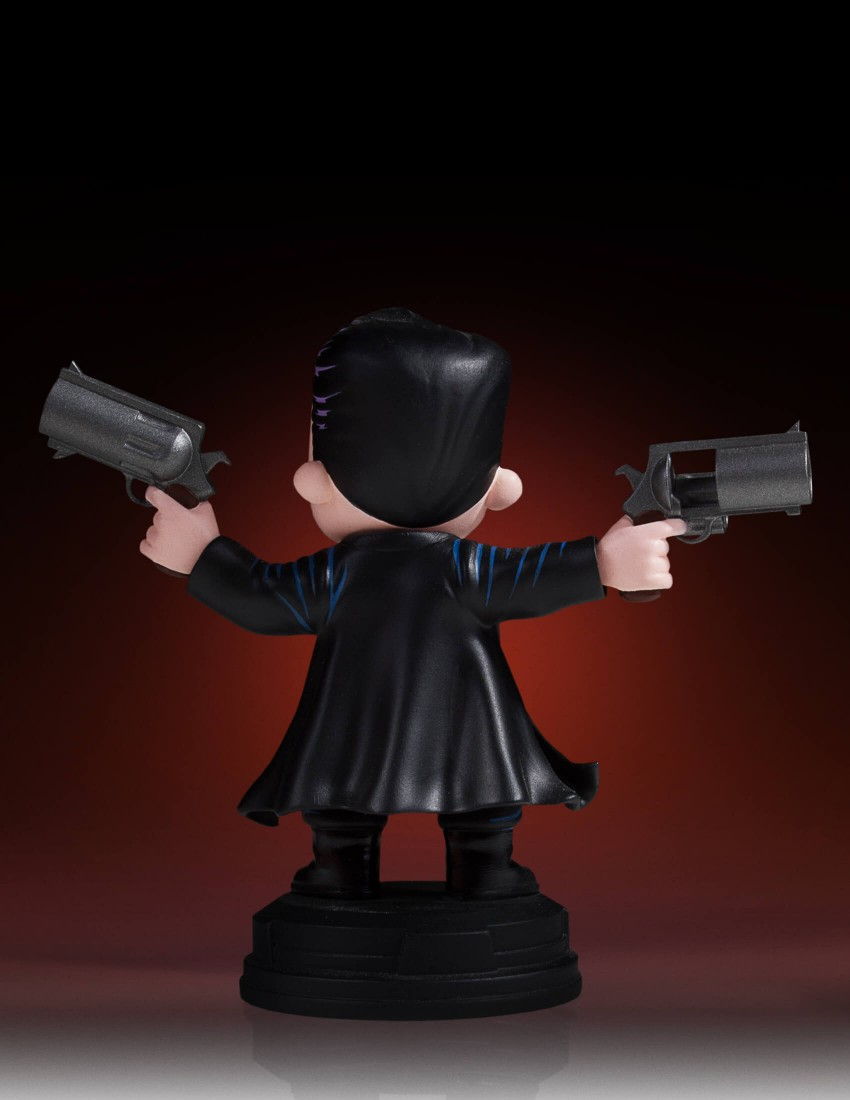 Gentle Giant Punisher Animated Statue 004