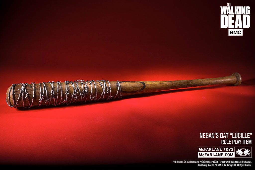 McFarlane Negan Bat Lucille Replica 006