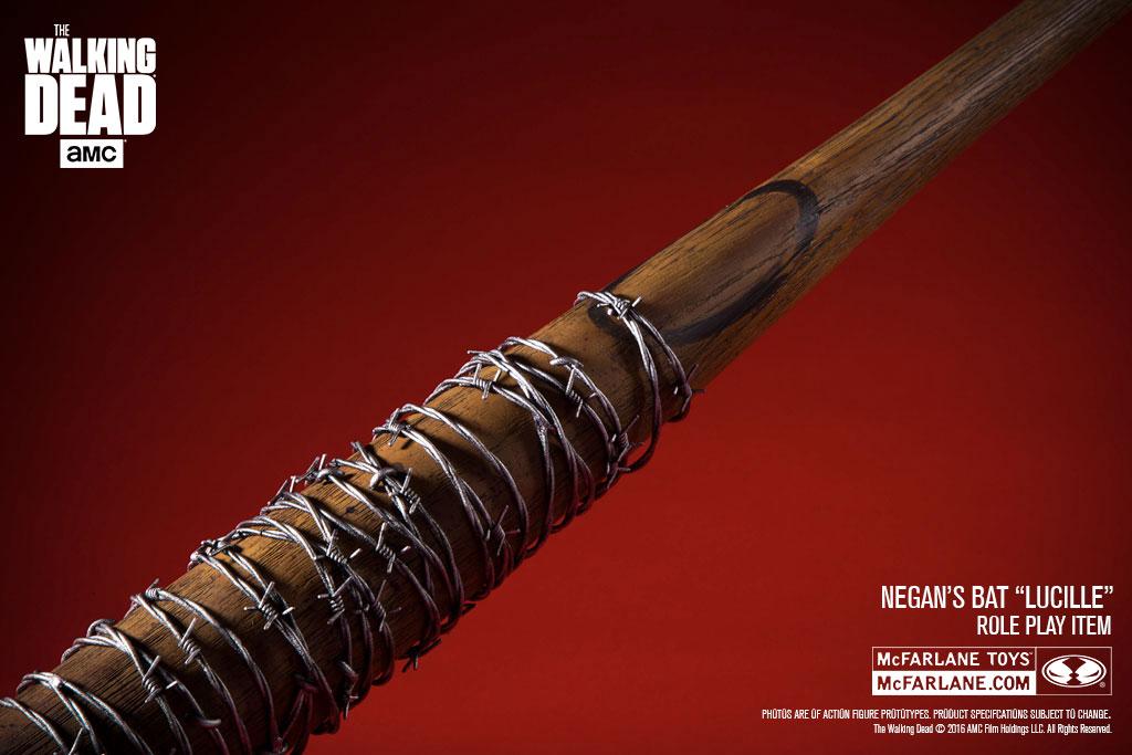 McFarlane Negan Bat Lucille Replica 009