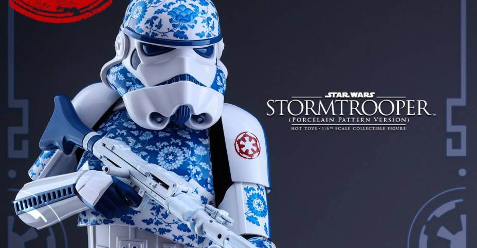 Hot Toys Porcelain Pattern Stormtrooper 016