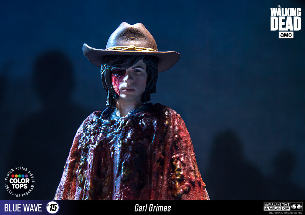 McFarlane Color Tops Carl Grimes 004