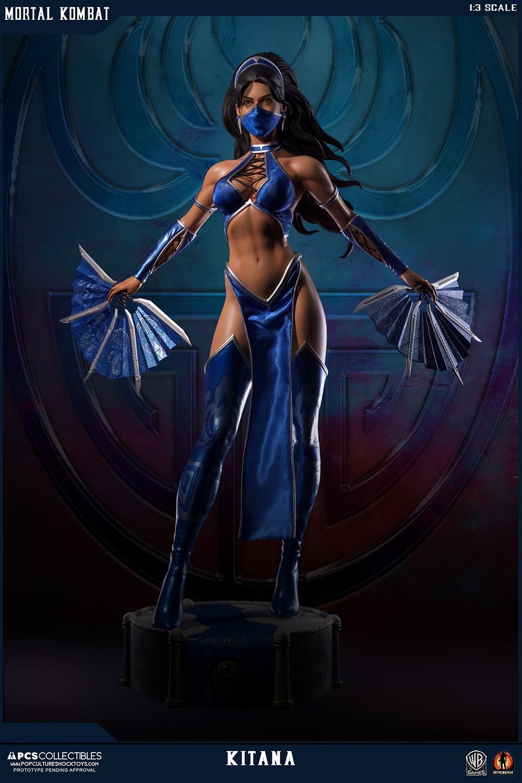 PCS Mortal Kombat Kitana Preview 003