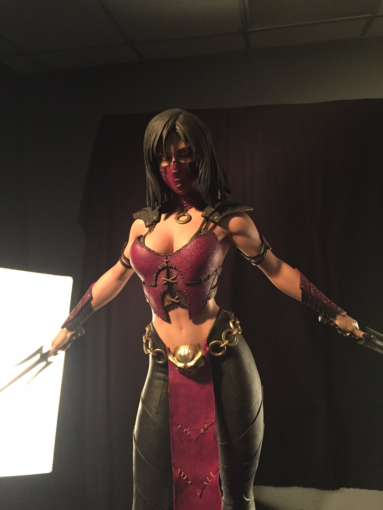 PCS Mortal Kombat Mileena Preview 002