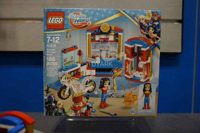 DC Super Hero Girls Lego 41235 Wonder Woman Dorm Set Toy Fair 2017