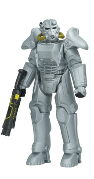New GameStop Exclusive Fallout Video Game Figures Are