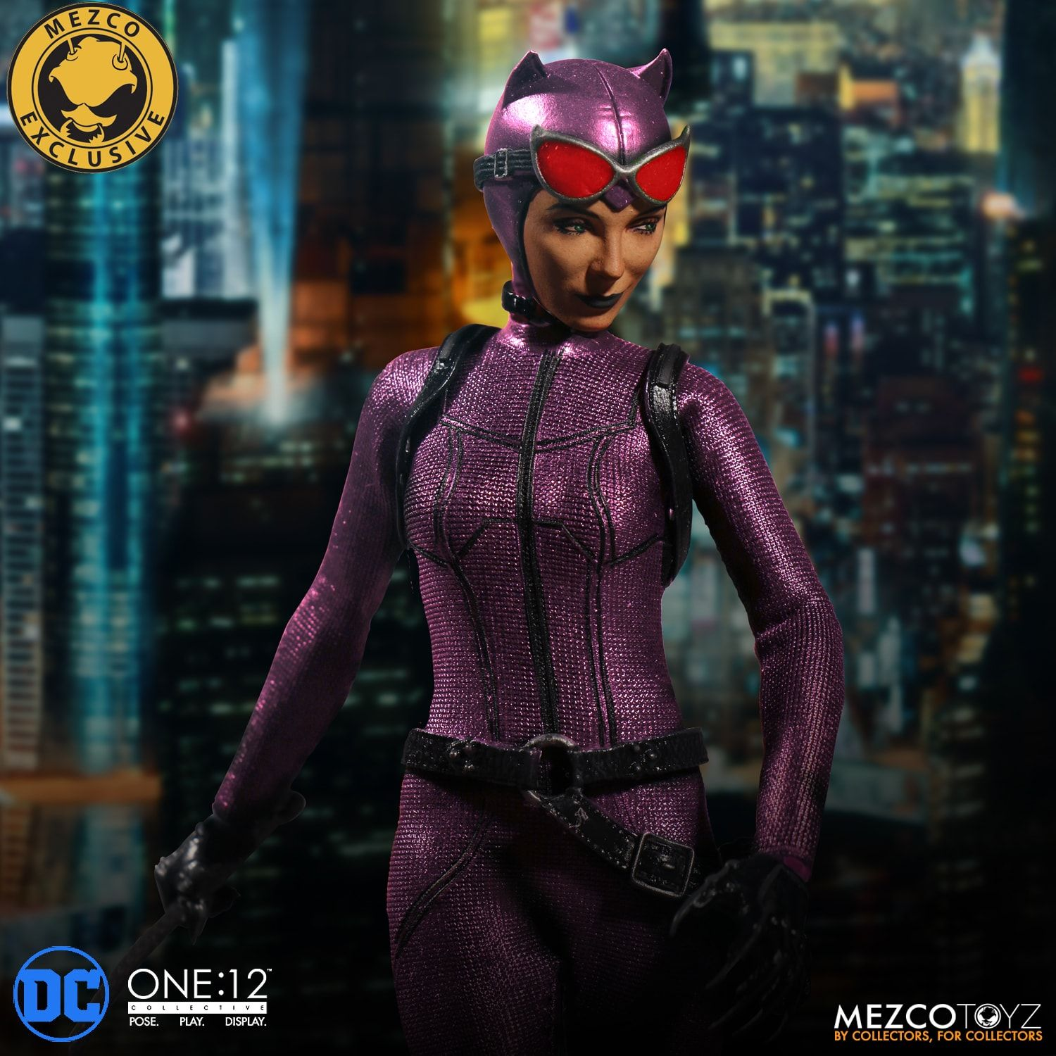 Pre Orders Live For Catwoman Purple Suit Version One 12