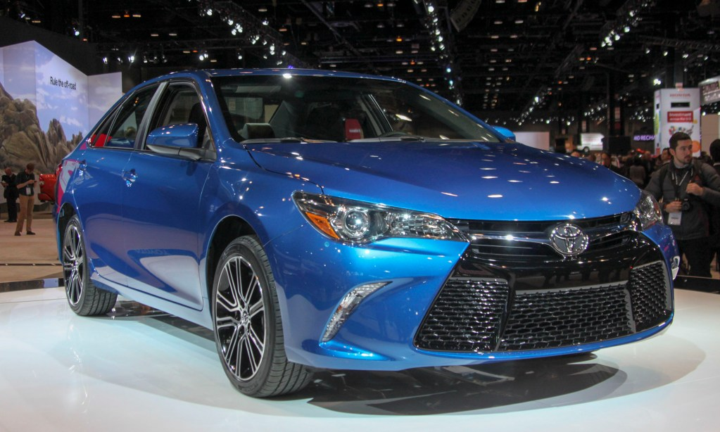 Toyota Camry Special Edition Ardmore